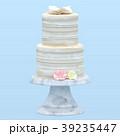 ウェディングケーキ 39235447