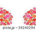 カーネーション 母の日 花束のイラスト 39240294