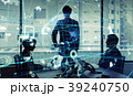 ビジネス 通信 ネットビジネスの写真 39240750