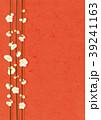 梅 白梅 花のイラスト 39241163