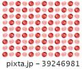 模様 バラ 薔薇のイラスト 39246981