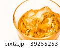 ウイスキー 洋酒 ロックの写真 39255253