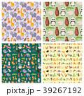 パターン 柄 模様のイラスト 39267192