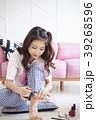 足 女性 女の写真 39268596