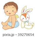 幼児 乳幼児 乳児のイラスト 39270654