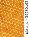 Honeycomb texture background. Vertical composition 39280192