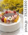 ケーキ 39283800