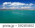 風景 竹富島 竹富東港の写真 39285802