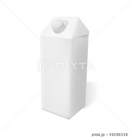 Empty  realistic packaging layout with screw cap  39286338