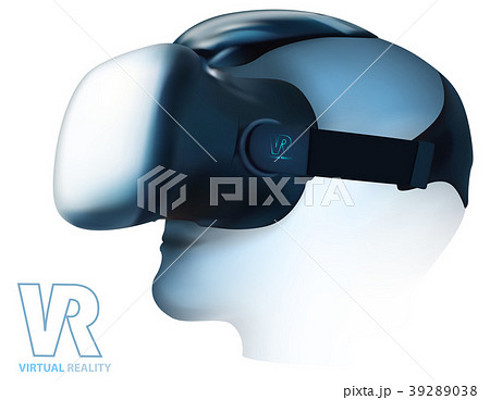 Virtual Reality Glasses Headset 39289038