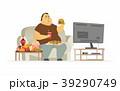 ベクトル 人々 人物のイラスト 39290749