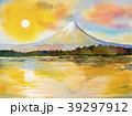 ふじ フジ 富士のイラスト 39297912