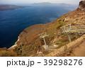 サントリーニ島-ロープウェイ- 39298276