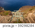 サントリーニ島-ロープウェイ05- 39298284