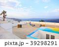 サントリーニ島フィラの風景 39298291