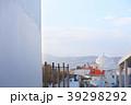 サントリーニ島フィラの風景02 39298292