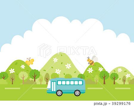 ゴールデンウィークのバスツアー 遠足・行楽 39299176