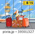 空港 トラベル ベクトルのイラスト 39301327