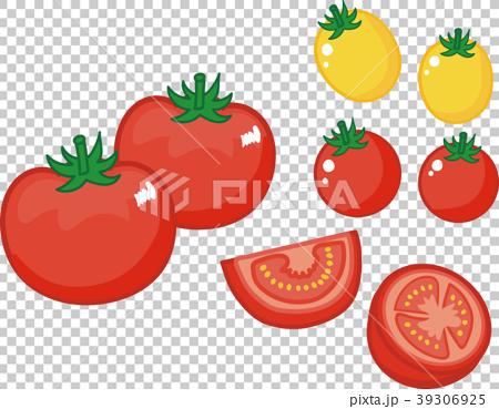 トマトのイラスト素材 39306925