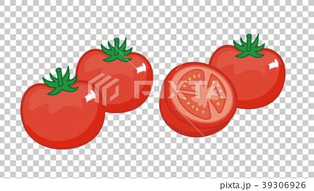 トマトのイラスト素材 39306926