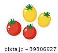 プチトマト ベクター トマトのイラスト 39306927
