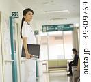 医療 看護師 ポートレート 39309769