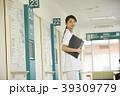 医療 看護師 ポートレート 39309779
