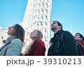 男女 外国人 東京の写真 39310213
