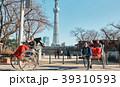 男女 外国人 東京の写真 39310593