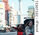 男女 外国人 東京の写真 39310631