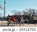 男女 外国人 東京の写真 39310702
