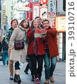 男女 外国人 東京の写真 39310716