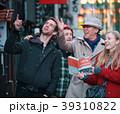 男女 外国人 観光客の写真 39310822