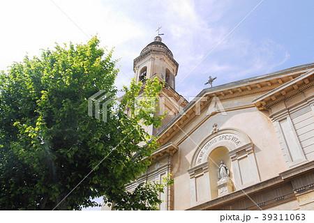 マントン menton チャペル la chapelle des penitents-noirs 39311063