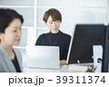 ビジネス ビジネスウーマン オフィスの写真 39311374