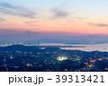 夕景 夕暮れ 下関市の写真 39313421
