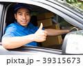 配達 車 自動車の写真 39315673