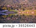 風景 桜 池の写真 39326443