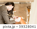 女の子 勉強 高校生の写真 39328041