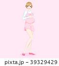 漫画 妊娠 妊婦のイラスト 39329429