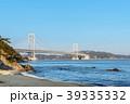 大鳴門橋 吊り橋 橋の写真 39335332