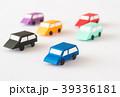 車 自家用車 ペーパークラフト 39336181