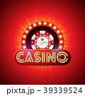 カジノ カジノの ベクトルのイラスト 39339524