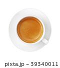 エスプレッソ コーヒー カップの写真 39340011