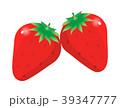 苺 果物 フルーツのイラスト 39347777