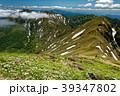 谷川連峰 稜線 仙ノ倉山の写真 39347802