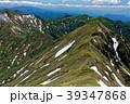 初夏の上越国境・仙ノ倉山稜線 39347868