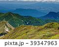 初夏の上越国境・仙ノ倉山の稜線 39347963