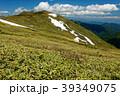仙ノ倉山 山 稜線の写真 39349075