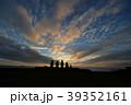 モアイ イースター島 モアイ像の写真 39352161
